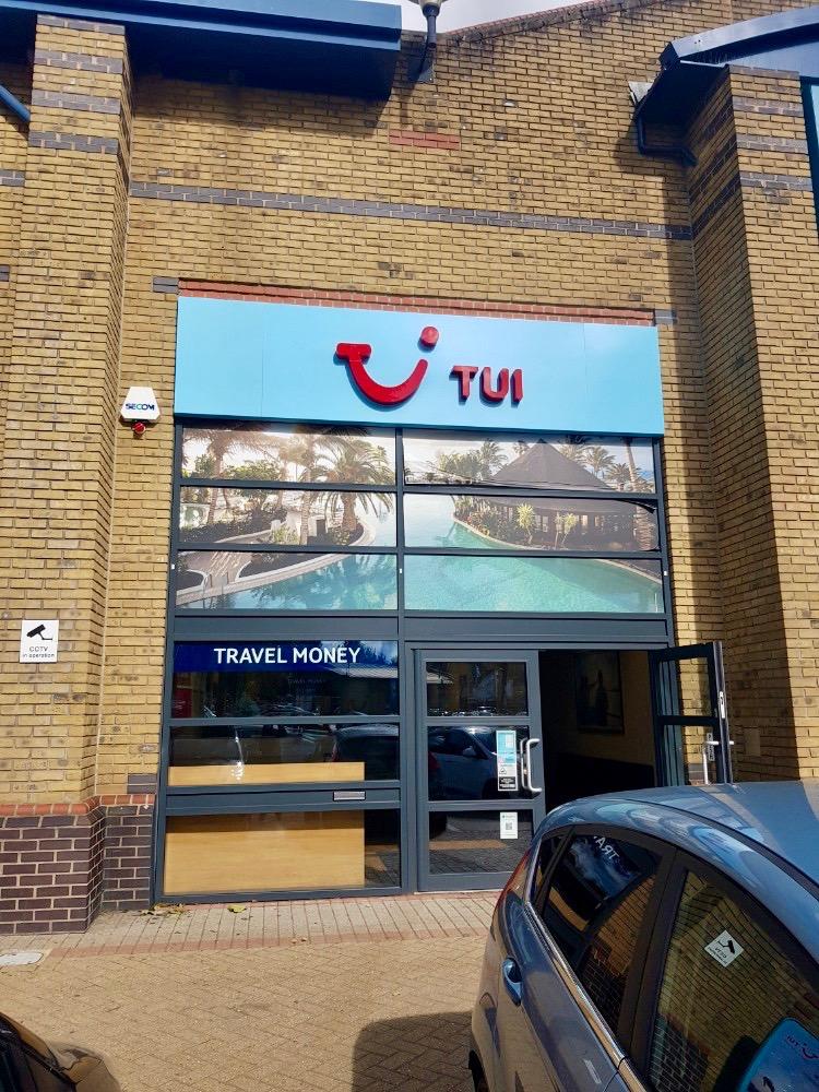 TUI Holiday Superstore - Dartford, London DA1 4LD - 01322 555712 | ShowMeLocal.com