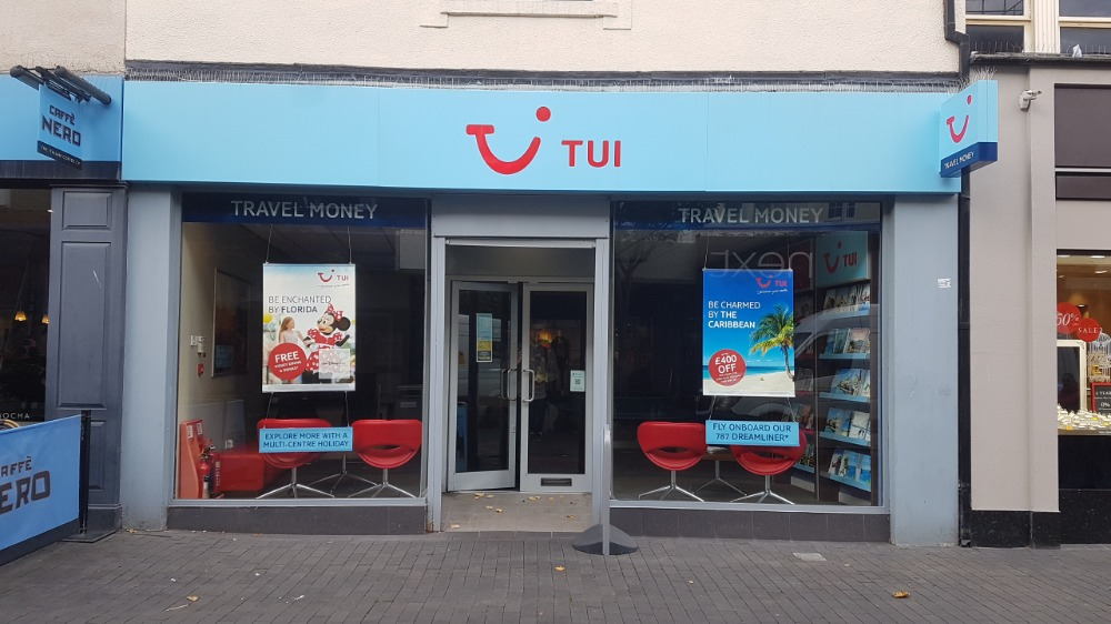 TUI Holiday Store - Middlesbrough, North Yorkshire TS1 1RJ - 01642 248222 | ShowMeLocal.com