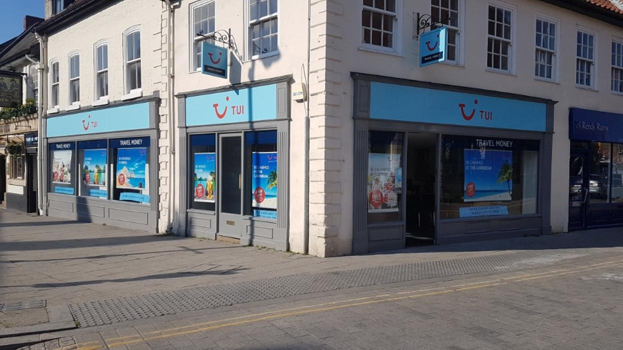 Tui Holiday Store 2 Gowthorpe Selby Tui Uk