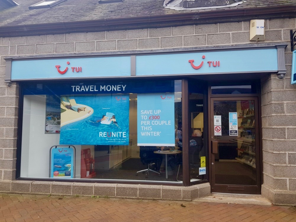 TUI Holiday Store - Ellon, Aberdeenshire AB41 9AA - 01358 723255 | ShowMeLocal.com