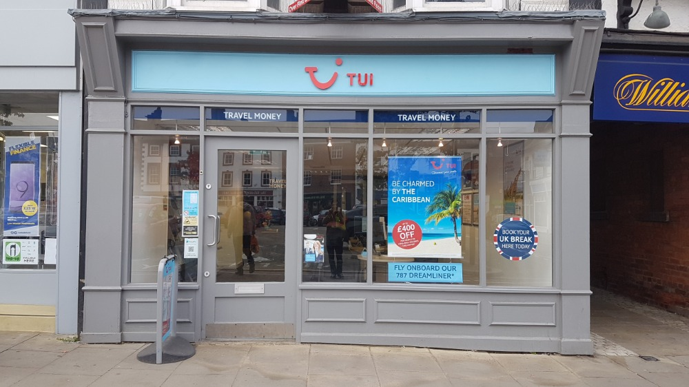 TUI Holiday Store - Ripon, North Yorkshire HG4 1BN - 01765 605739 | ShowMeLocal.com