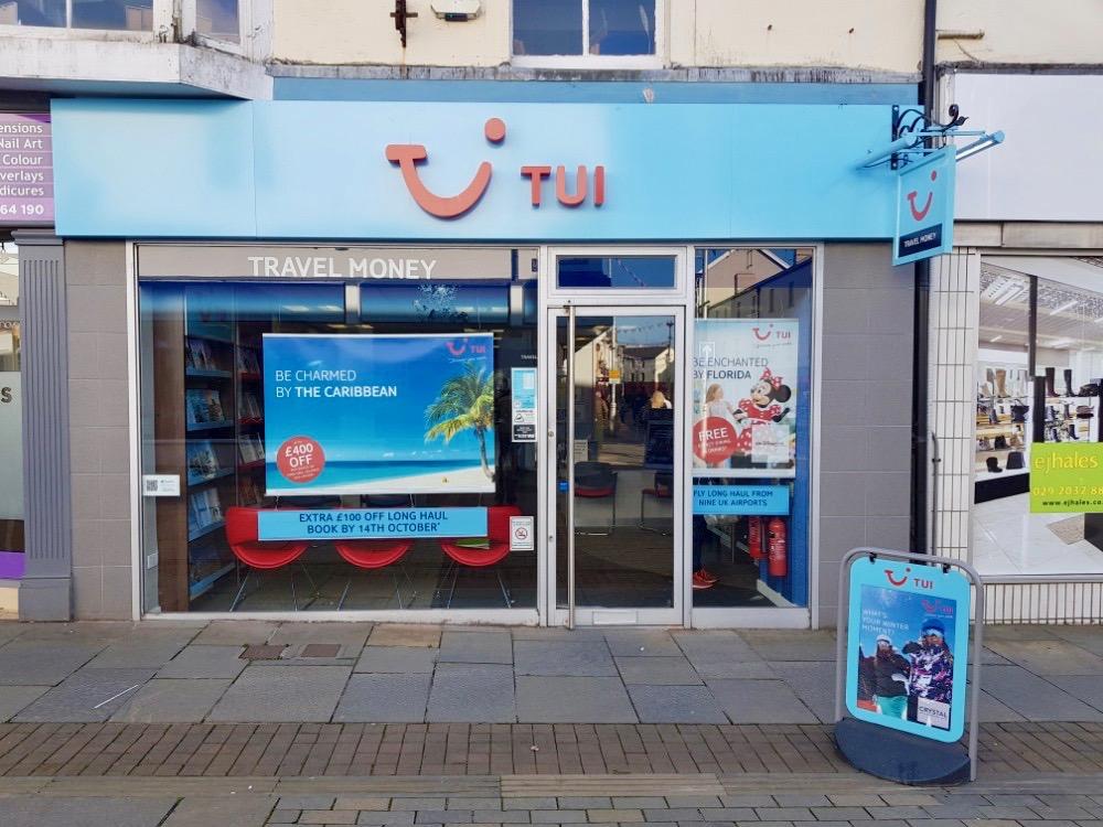 TUI Holiday Store - Bridgend, Mid Glamorgan CF31 1DQ - 01656 655544 | ShowMeLocal.com