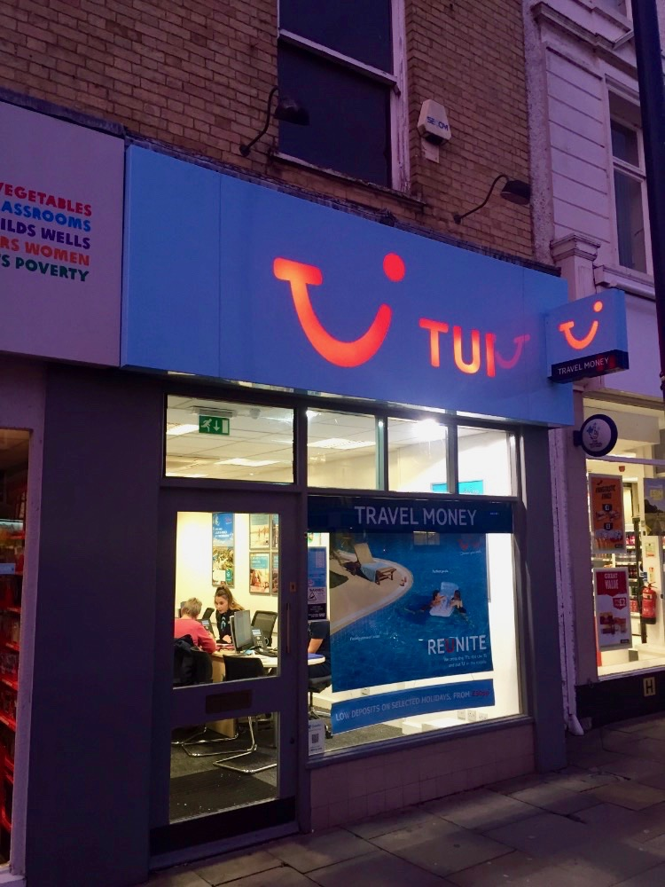 TUI Holiday Store - Boston, Lincolnshire PE21 6RF - 01205 365021 | ShowMeLocal.com