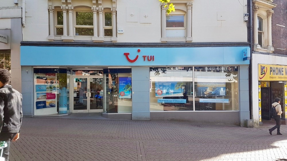 TUI Holiday Store - Stoke-on-Trent, Staffordshire ST1 1NU - 01782 205885 | ShowMeLocal.com