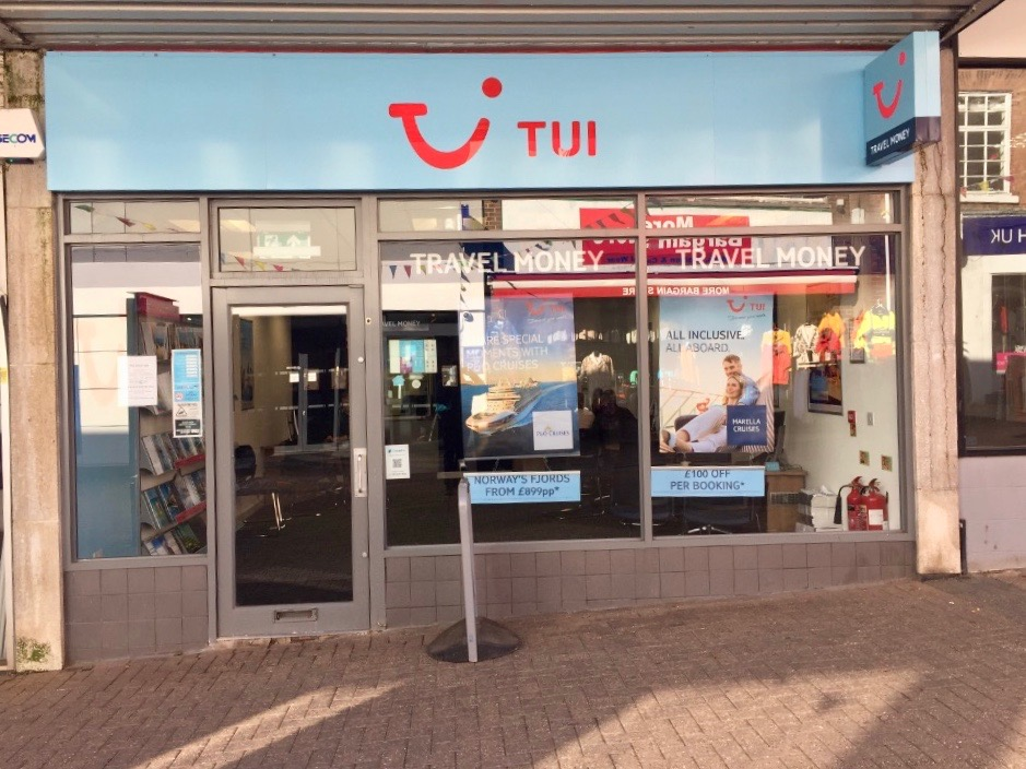 TUI Holiday Store - Halesowen, West Midlands B63 3BA - 01215 855505 | ShowMeLocal.com