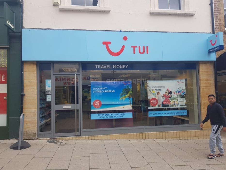 TUI Holiday Store, 29 Middle Street, Yeovil | TUI UK