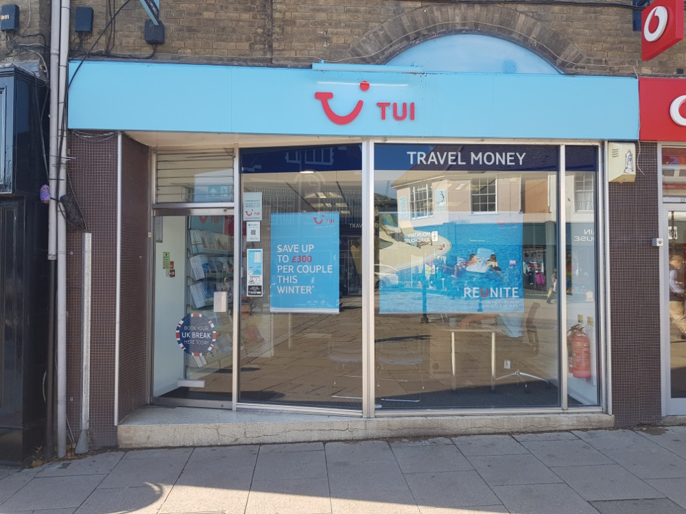 TUI Holiday Store - Wetherby, West Yorkshire LS22 6LN - 01937 588279 | ShowMeLocal.com