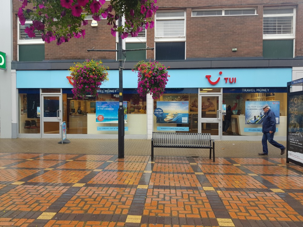 TUI Holiday Store - Swindon, Wiltshire SN1 1BB - 01793 617822 | ShowMeLocal.com