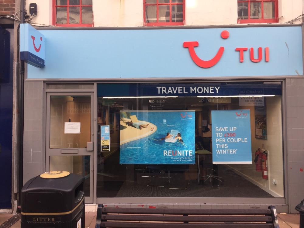 TUI Holiday Store - Whitehaven, Cumbria CA28 7LA - 01946 693151 | ShowMeLocal.com