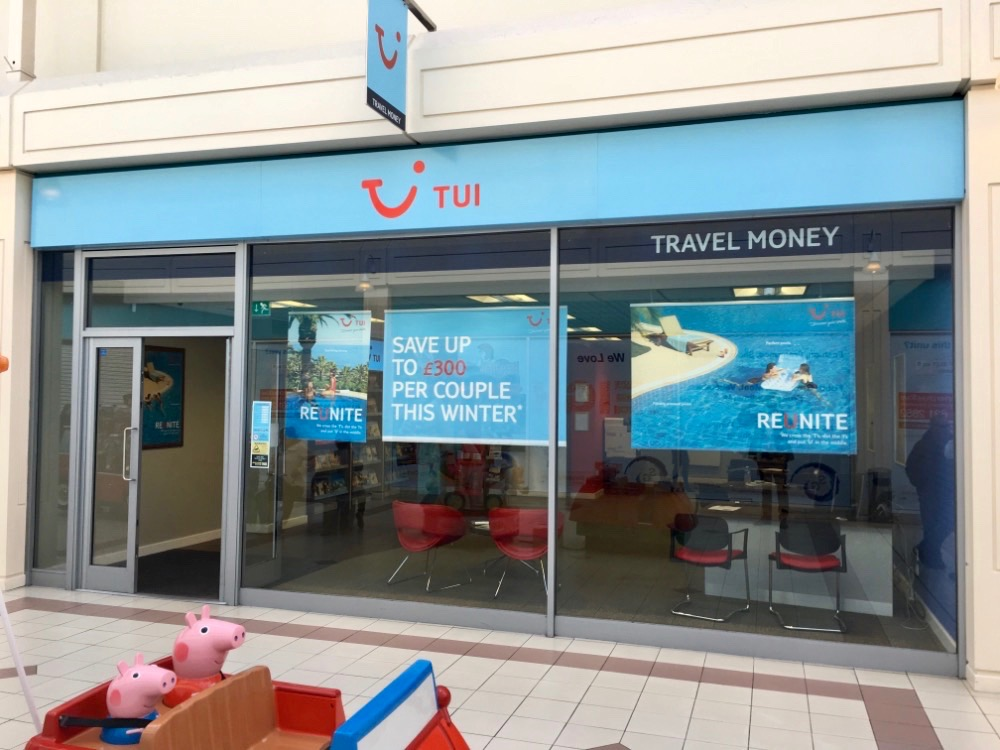 TUI Holiday Store - Leigh, Staffordshire WN7 4PG - 01942 605350 | ShowMeLocal.com