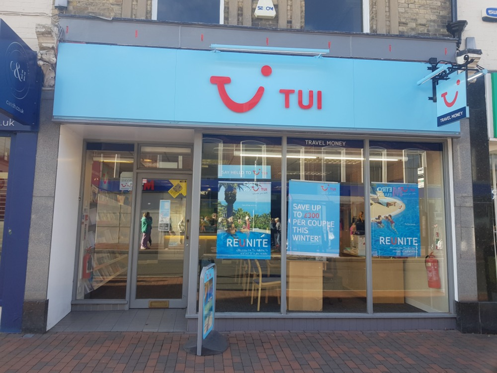 TUI Holiday Store - Tunbridge Wells, Kent TN1 1QR - 01892 545211 | ShowMeLocal.com
