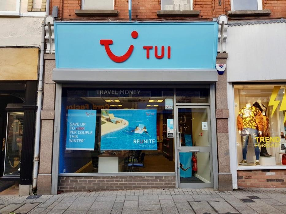 Tui Holiday Store 51 Scotch Street Armagh Tui Uk