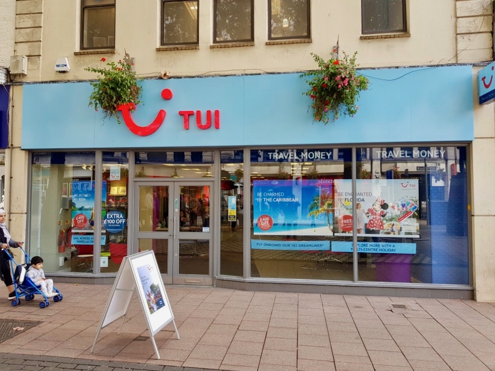 TUI Holiday Store - Cardiff, South Glamorgan CF10 2BU - 02920 394823 | ShowMeLocal.com