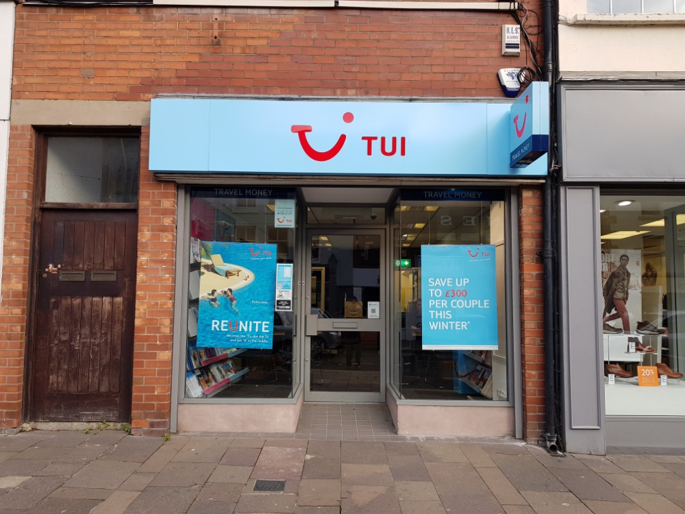 TUI Holiday Store - Omagh, County Tyrone BT78 1EH - 02882 259540 | ShowMeLocal.com
