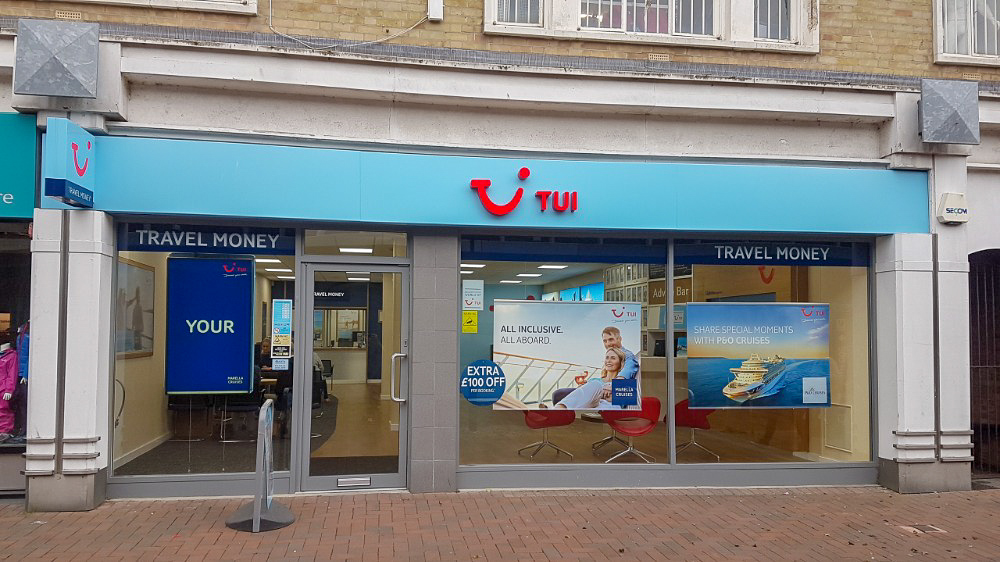 TUI Holiday Store - Poole, Dorset BH15 1TB - 01202 681333 | ShowMeLocal.com