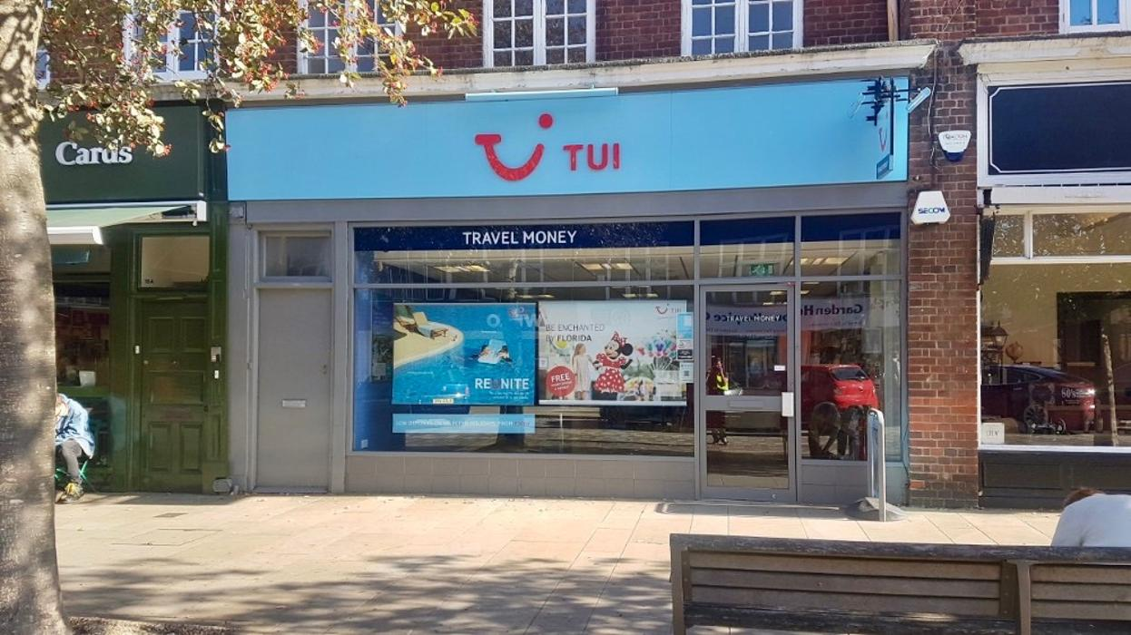Tui Holiday Store 18 Eastcheap Letchworth Garden City