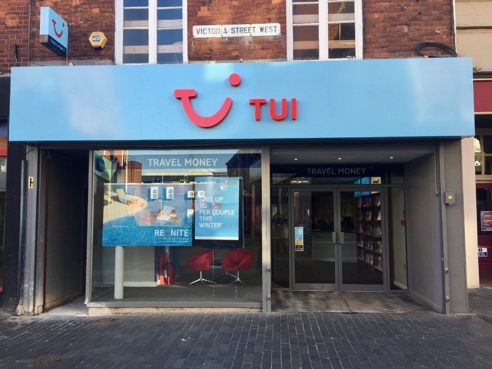 TUI Holiday Store - Grimsby, Lincolnshire DN31 1DG - 01472 264950 | ShowMeLocal.com