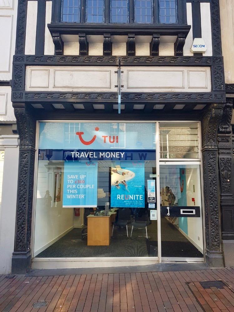 TUI Holiday Store - Ipswich, Suffolk IP1 3AJ - 01473 212555   ShowMeLocal.com