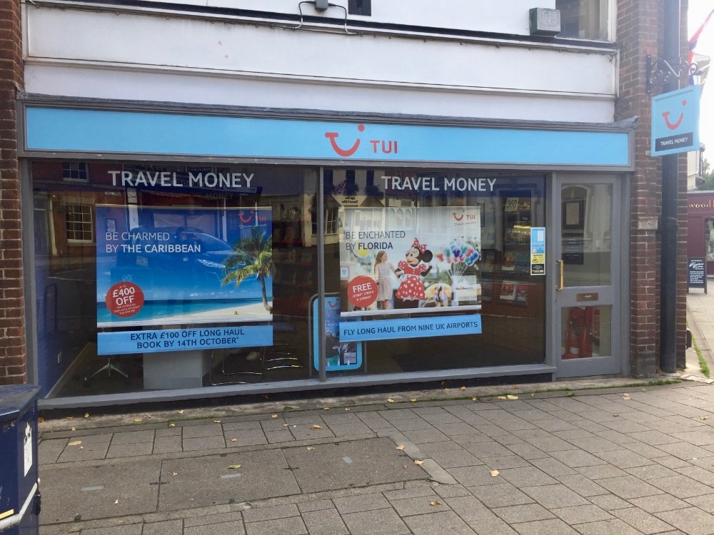 TUI Holiday Store - Ashby De La Zouch, Leicestershire LE65 2FH - 01530 563188 | ShowMeLocal.com