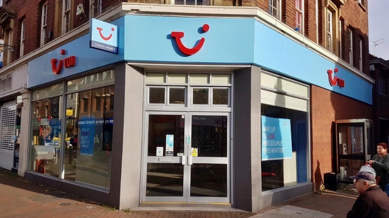 Tui Holiday Store High Street Aylesbury Tui Uk