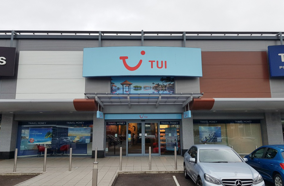 TUI Holiday Superstore - Newport, Gwent NP19 4QQ - 01633 270006 | ShowMeLocal.com