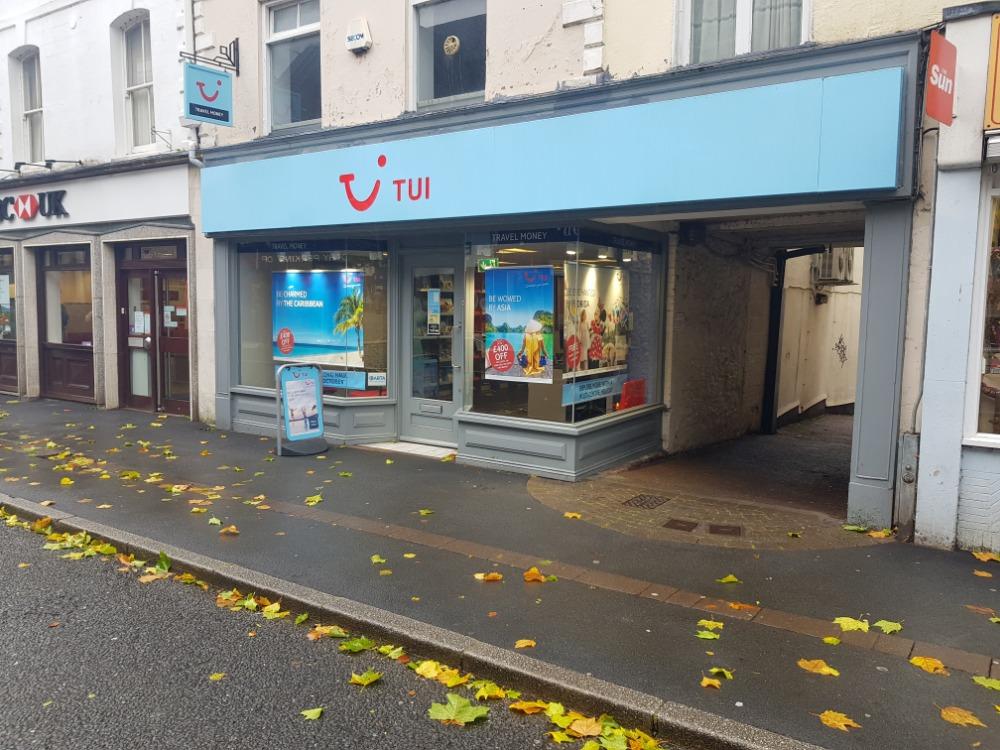 TUI Holiday Store - Tiverton, Devon EX16 6LZ - 01884 242242 | ShowMeLocal.com
