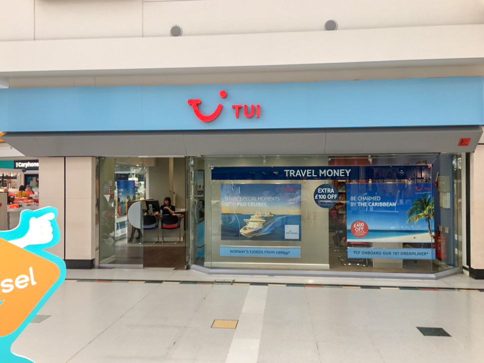 TUI Holiday Store - Redditch, Worcestershire B97 4ET - 01527 597938   ShowMeLocal.com