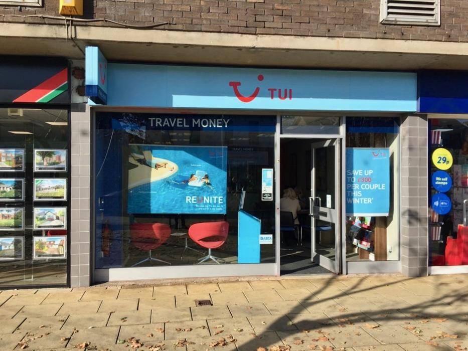 Tui Holiday Store 5 Chapel Lane Liverpool Tui Uk
