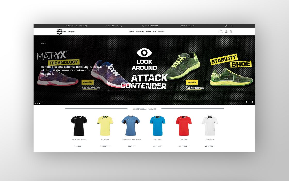 Online Sport Einkaufen • Lobi Geislingen Sportbekleidung 1PaxEwY