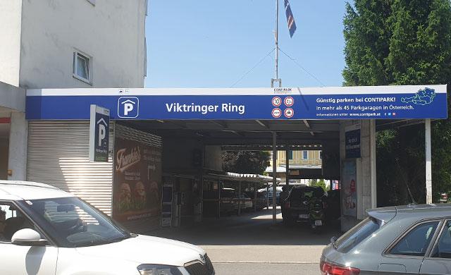 CONTIPARK Parkplatz Viktringer Ring