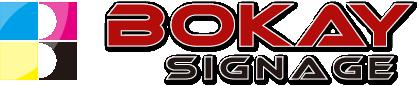 Bokay Signage