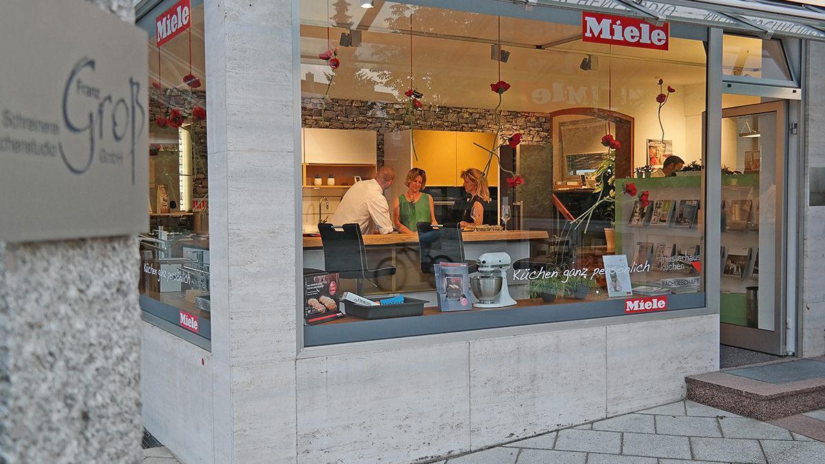 Franz Gross Gmbh Schreinerei Und Kuchenstudio Munchen Berlstrasse 5
