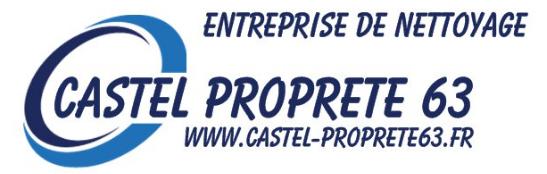 Castel Propreté 63