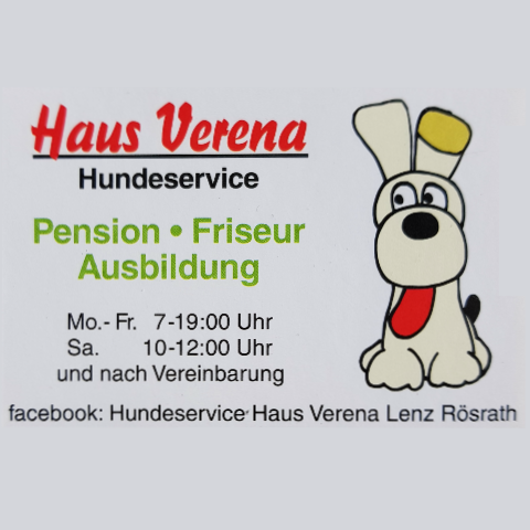 Haus Verena Hundeservice