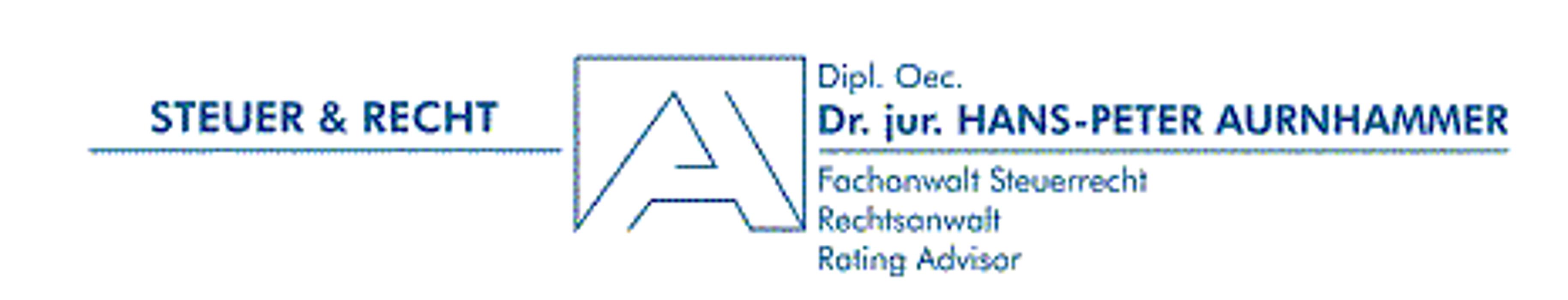 Bild zu Dipl.Oec. Dr. jur. Hans-Peter Aurnhammer in Wemding