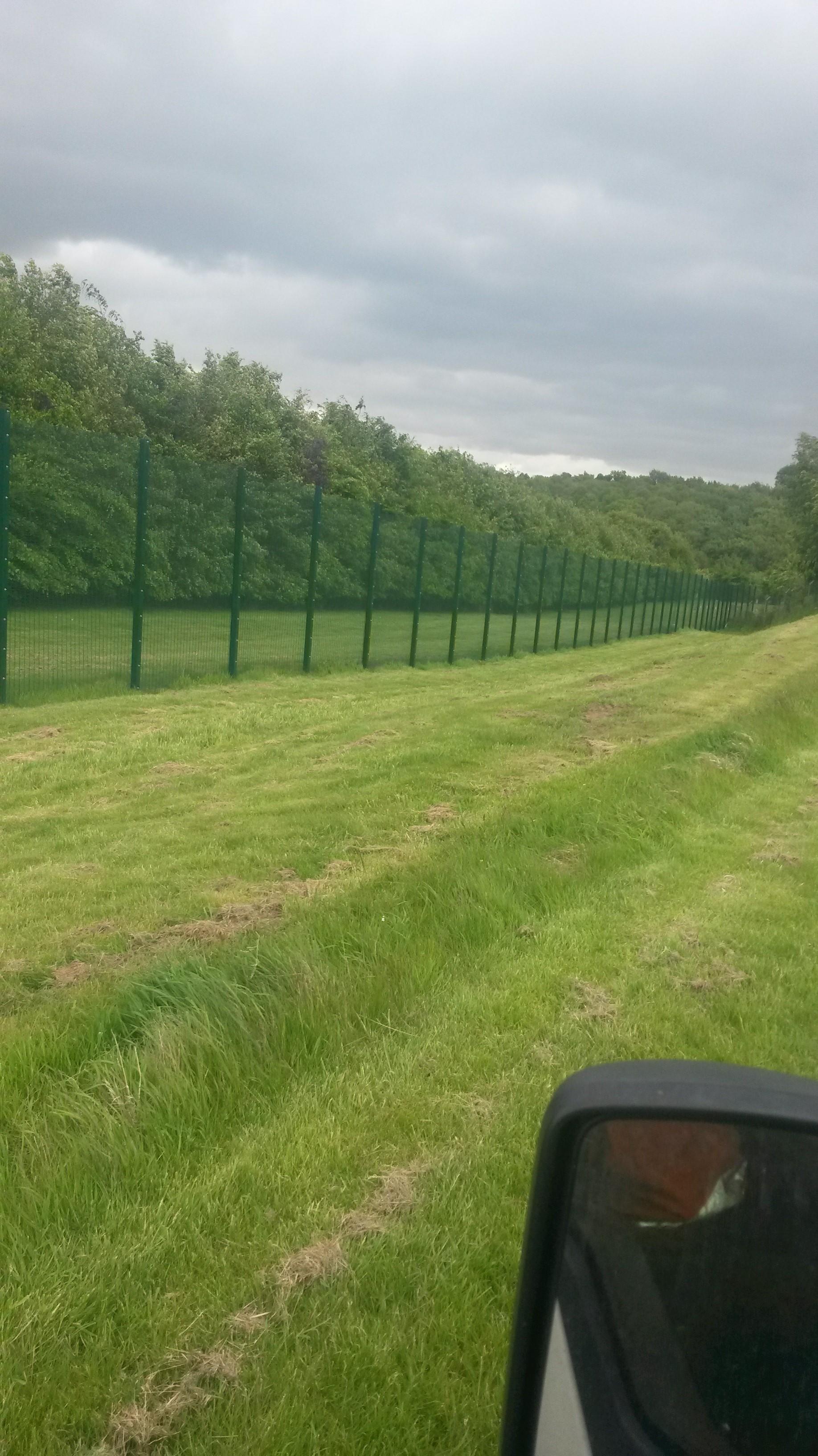 Greengates Fencing