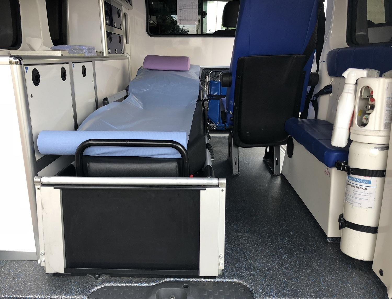 belneuf ambulances
