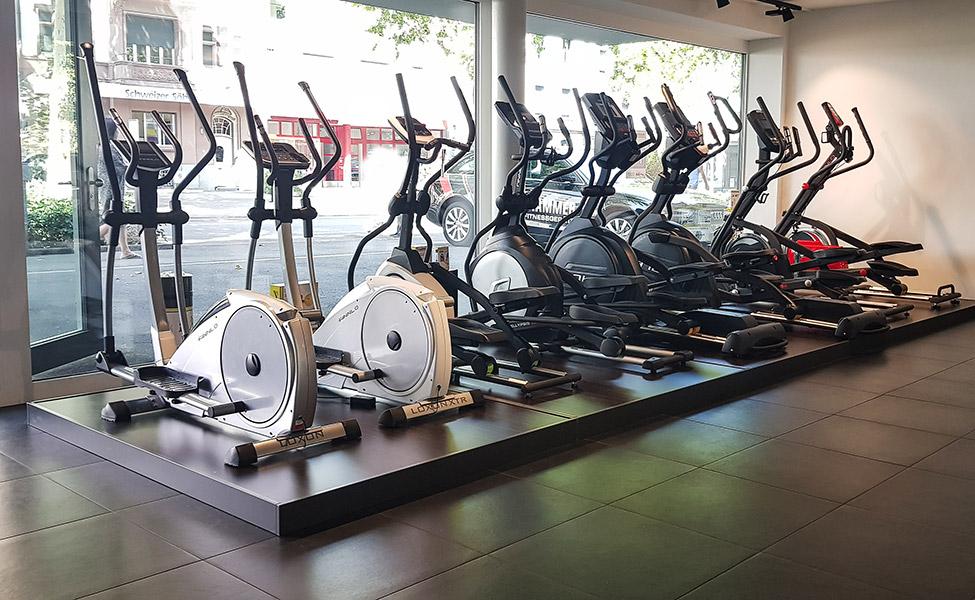 HAMMER Fitnessgeräte Basel | Beratung & Verkauf