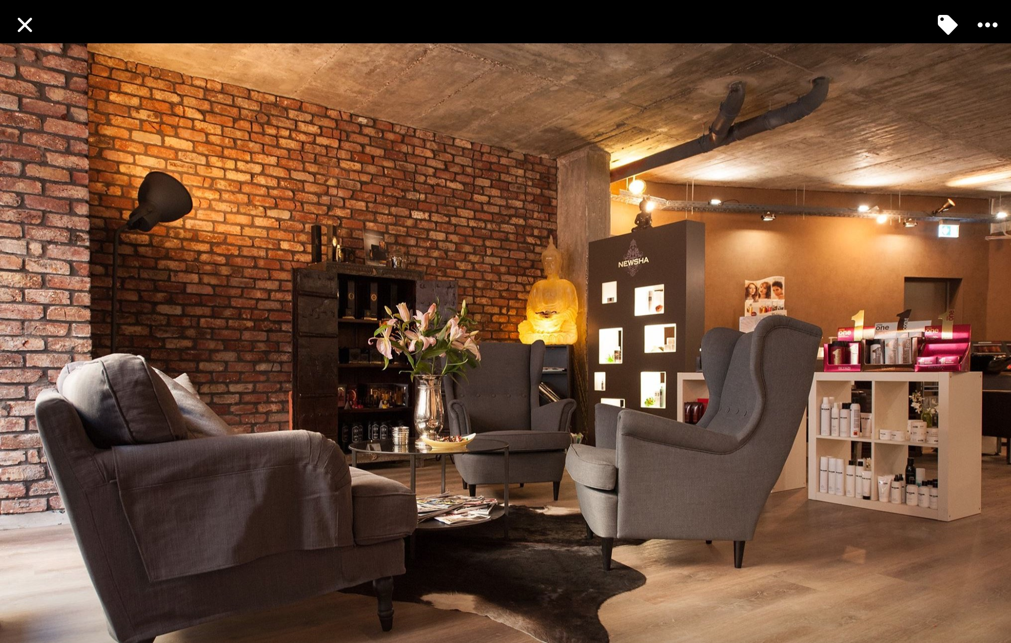 Livingroom Hairlounge
