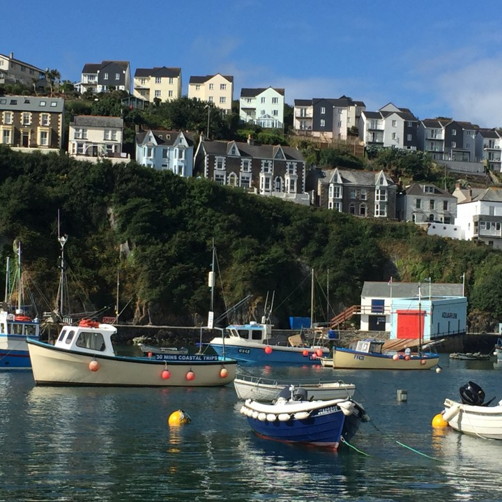 Harbour View Mevagissey
