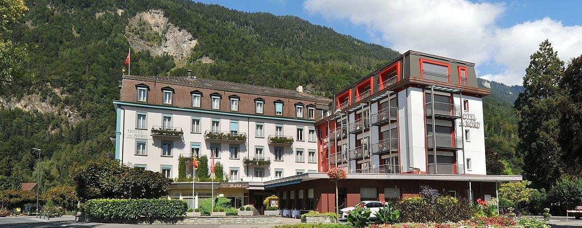 Hotel Du Nord AG