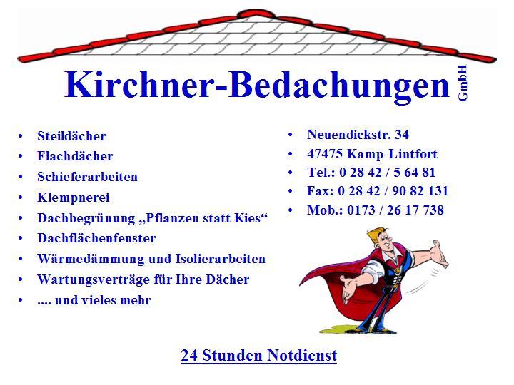 Kirchner Bedachungen GmbH
