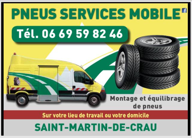 pneus services mobile