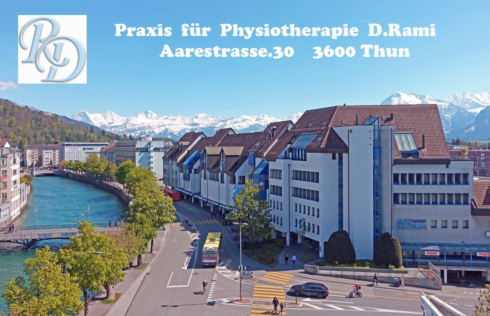 Praxis für Physiotherapie Rami Dervisi
