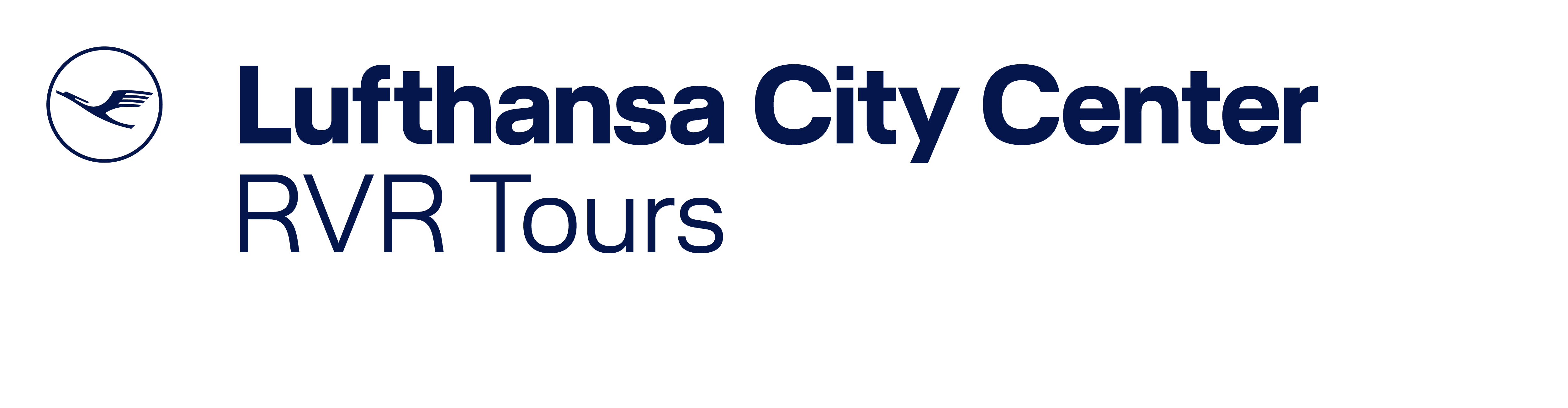 RVR Tours GmbH Lufthansa City Center