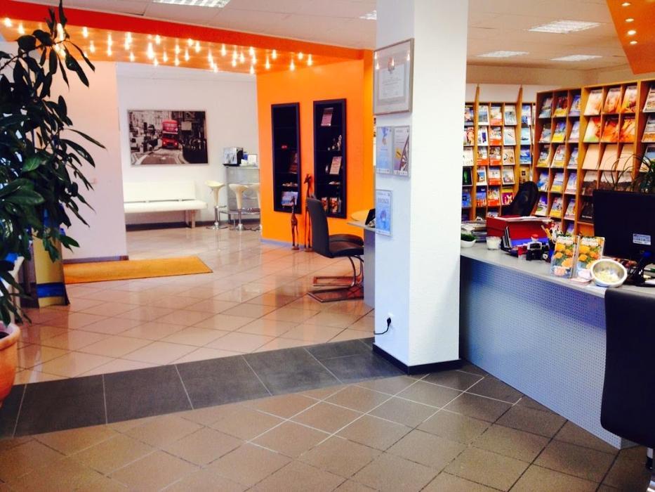Reisebüro Bluhm Lufthansa City Center, Friedrich-Hegel-Straße in Schwerte