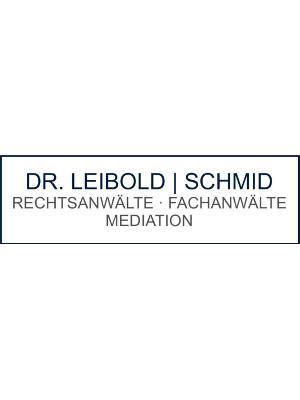 Dr. Jochen Leibold + Wolfgang Schmid Rechtsanwälte, Fachanwälte, Mediation