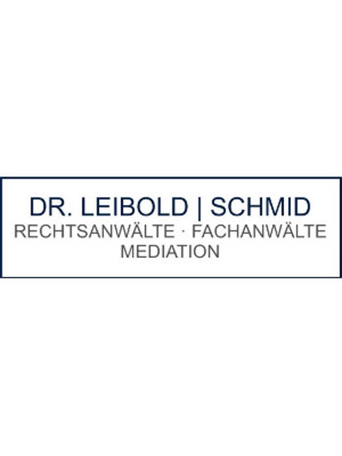 Bild zu Dr. Jochen Leibold + Wolfgang Schmid Rechtsanwälte, Fachanwälte, Mediation in Nürtingen