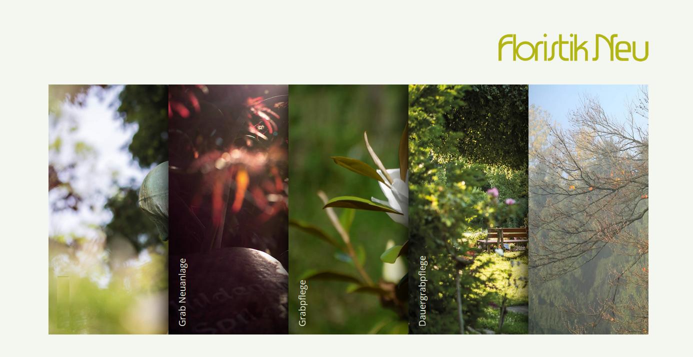 Floristik Neu GmbH - Kreative Grabgestaltung