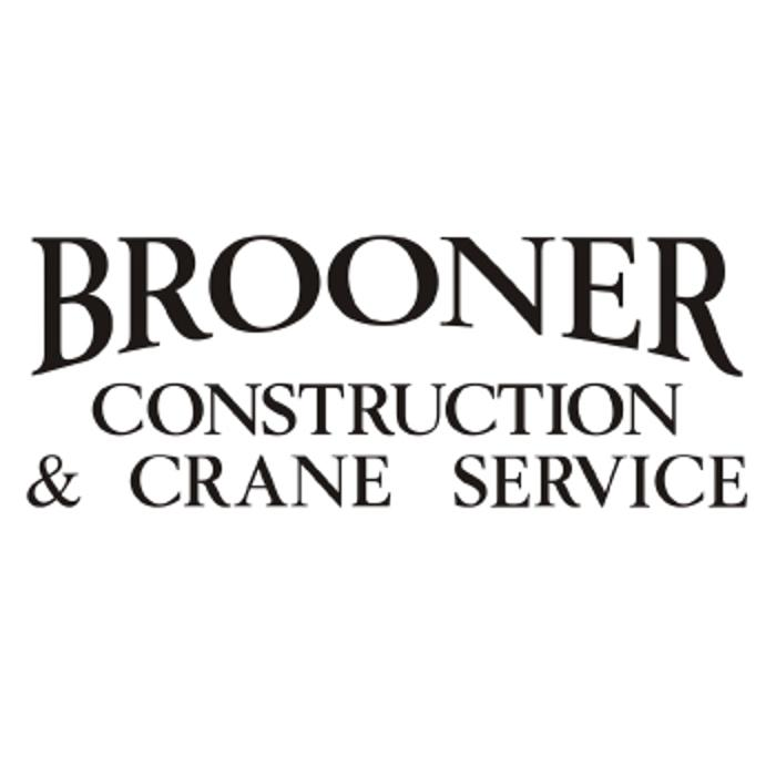 Brooner Construction & Crane